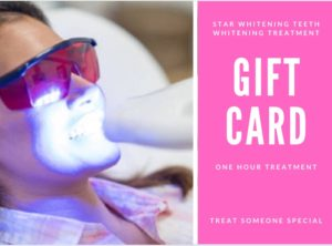 Gift Card Coupon Vouchers for Lady