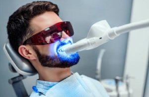 teeth whitening business package for men
