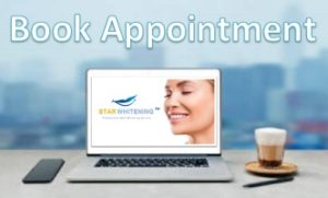 Book Teeth Whitening Appointment